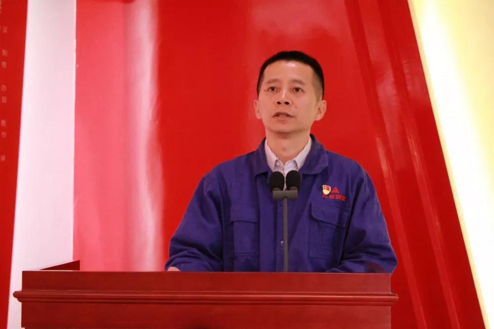 党员立潮头,领跑当先锋之二十三 洪连福:严谨作风、尽职尽责