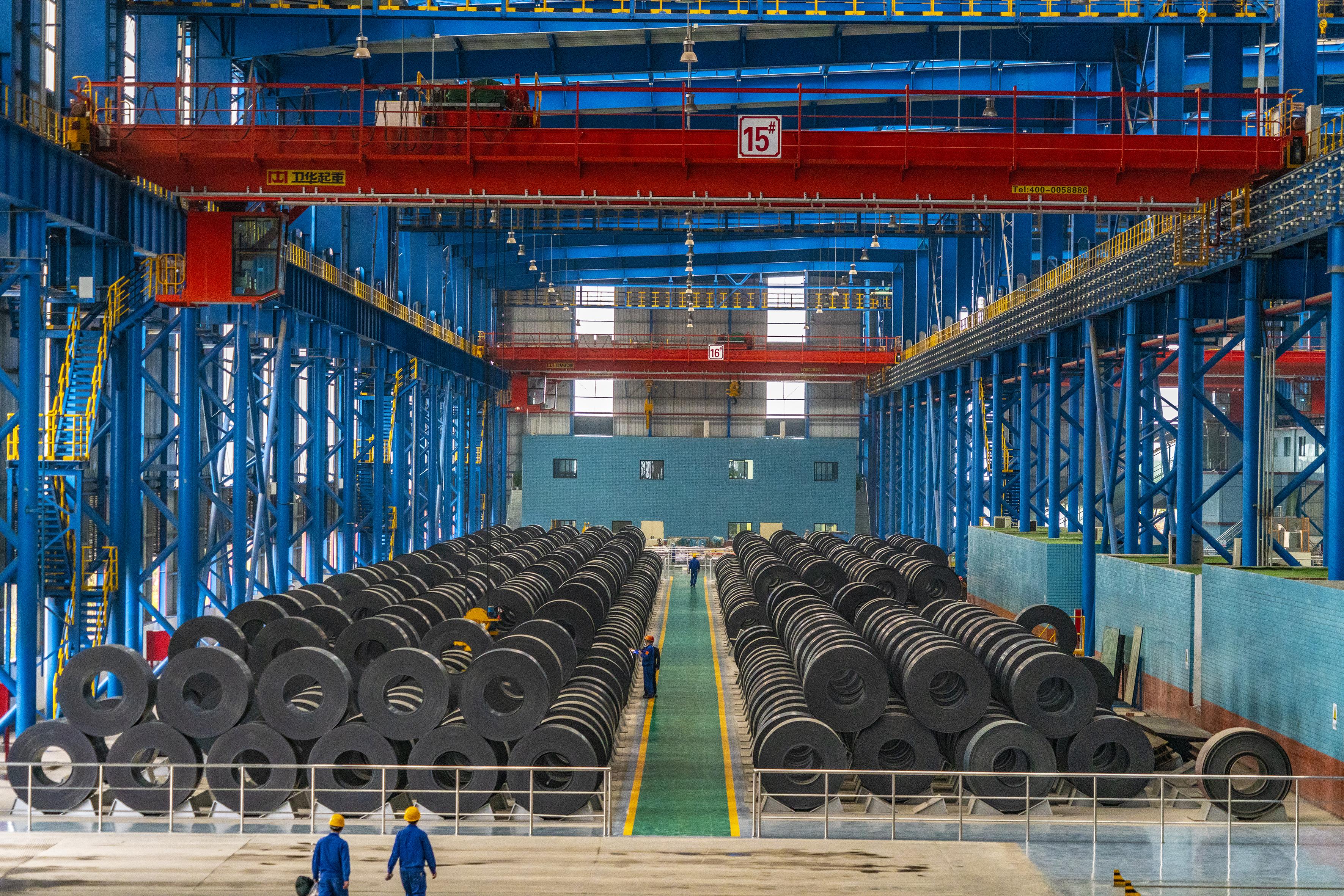 福建科宝金属制品有限公司冷轧硅钢及金属制品深加工项目 环境影响评价首次信息公开