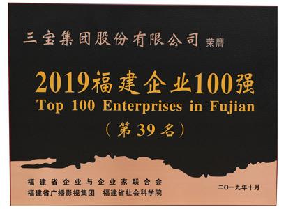 福建企业100强