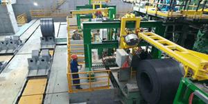 耐腐蚀热轧卷板生产线